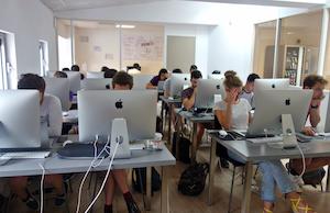 Examen Opquast chez ECV digital en 2017