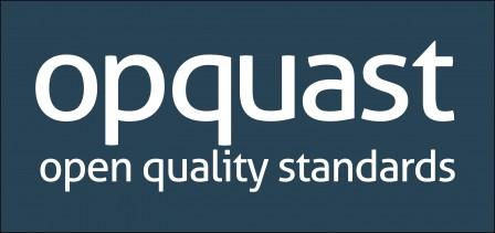 Logo Opquast provisoire